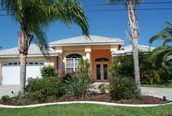 Front - House Sunflower with heated pool - Cape Coral - rentals