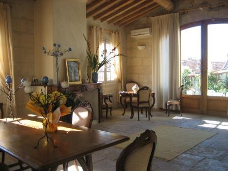 Exceptional XVIII house near to Avignon - Image 1 - Beaucaire - rentals