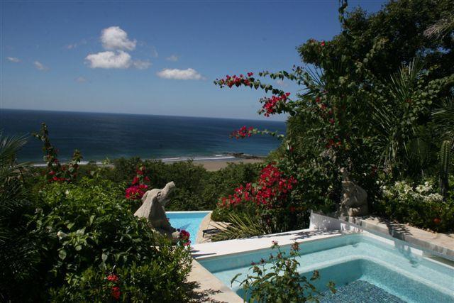 Spectacular View to the Pacific - Private Luxury Villa with Panoramic Ocean Views an - San Juan del Sur - rentals