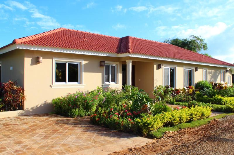 Villa Ultima is guaranteeing you your best vacation! Each bedroom is fully equipped with your needs, including TV cables, air conditioners, and bathrooms as well! Has its unique great stonework applied to all parts of the villa.(639) - Image 1 - Cabarete - rentals