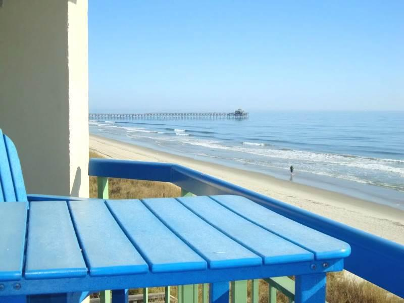 The Oceans #404 - Image 1 - North Myrtle Beach - rentals