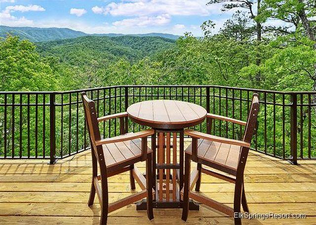 Brand New Secluded Luxury 1 Bedroom Cabin With Amazing Views - Image 1 - Gatlinburg - rentals