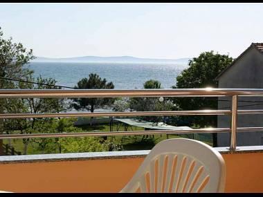 A2(2+2): terrace view - 5371 A2(2+2) - Privlaka - Privlaka - rentals