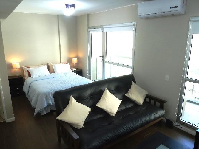 Large Studio Apartment in Exclusive Building (ID#750) - Image 1 - Buenos Aires - rentals