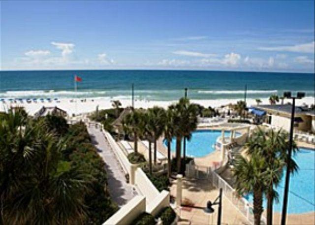 SLEEPS 8! GREAT 3RD FLOOR VIEWS!! OPEN 10/31-11/7! ONLY $895 TAX INCLUDED! - Image 1 - Miramar Beach - rentals