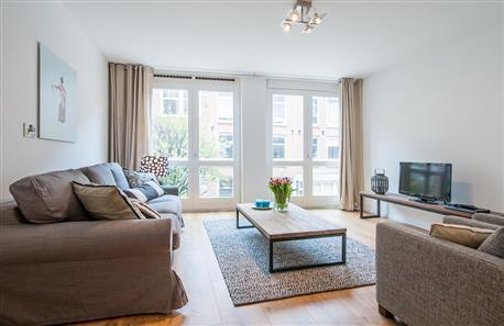 Sarphatipark Apartment 6 - Image 1 - Amsterdam - rentals