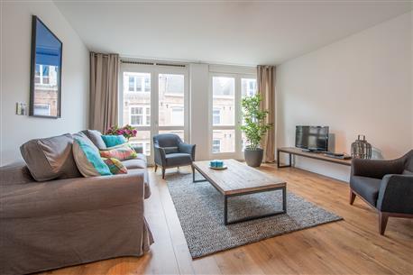 Sarphatipark Apartment 10 - Image 1 - Amsterdam - rentals