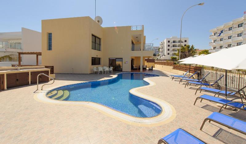 Front View - VILLA ATHENA (No.5) - Protaras - rentals