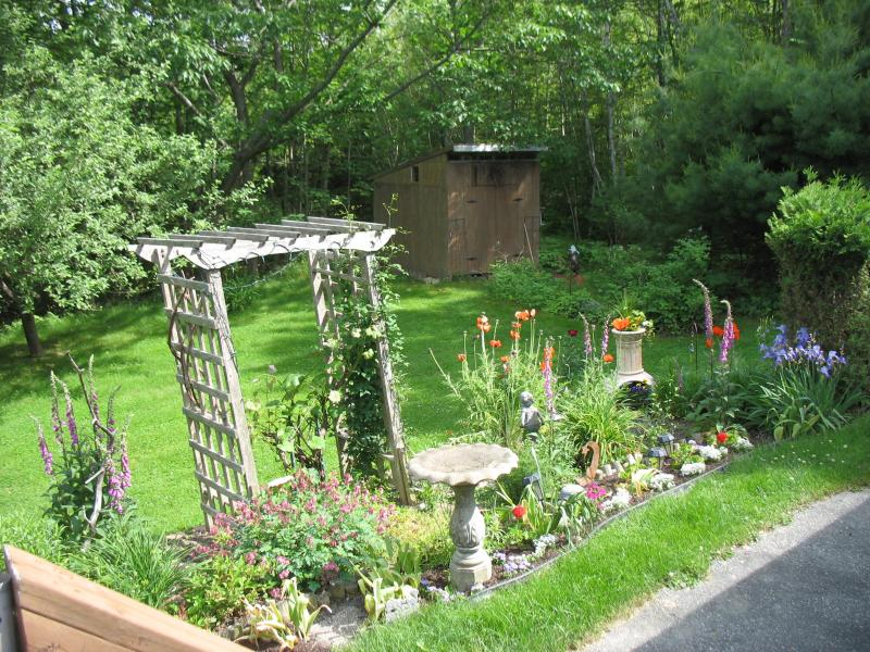 Sunny Garden - Paulina Cottage - Bar Harbor - rentals