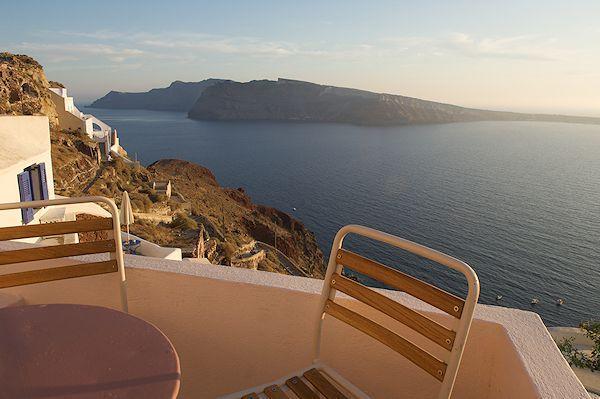 Veranda View - Stella's House - Oia - rentals