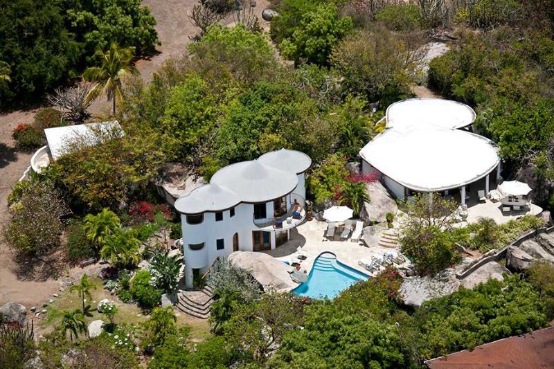 On The Rocks at Little Trunk Bay Estate, Virgin Gorda - Ocean View, Pool, Quick Access to Beaches - Image 1 - Virgin Gorda - rentals