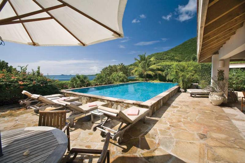 Sea Fans at Mahoe Bay, Virgin Gorda - Beachfront, Pool, Lush Tropical Gardens - Image 1 - Mahoe Bay - rentals