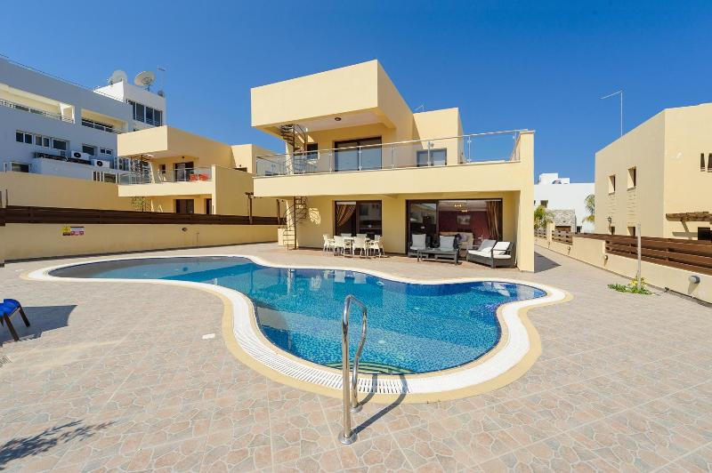 Swimming Pool - VILLA SEMELE (No.10) - Protaras - rentals