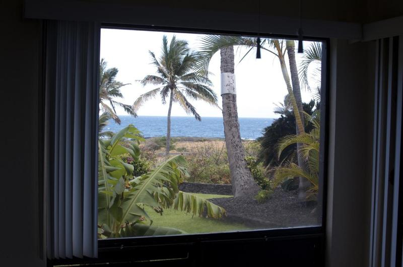 Wake up to this view... - Excellent One Bedroom Condo at Sea Mountain Resort - Pahala - rentals