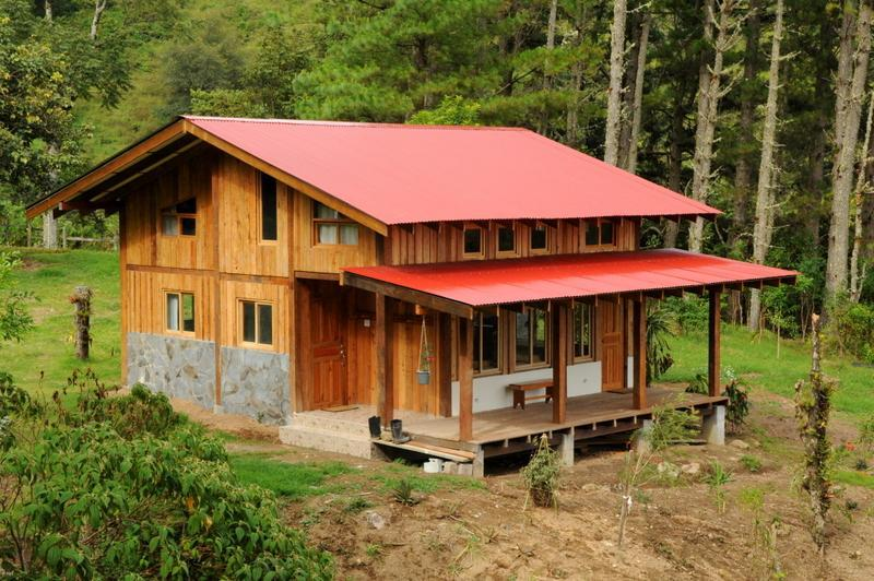 Mount Totumas Cloud Forest; Cabins in wilderness - Image 1 - Volcan - rentals