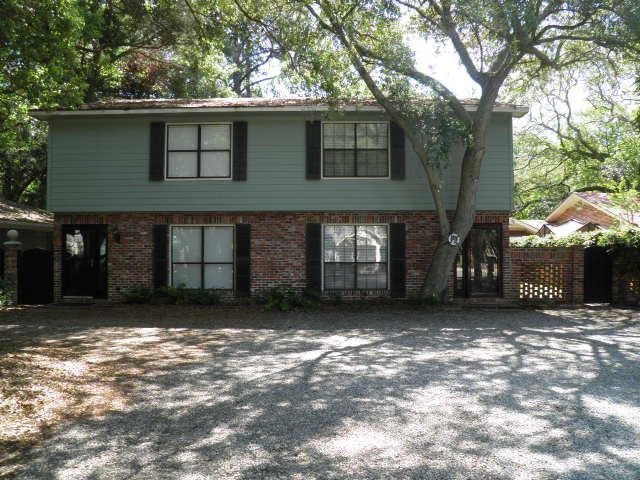 As seen from Ocean Blvd. - St. Simons 3 Bdrm 1.5 Blocks to the Beach! - Saint Simons Island - rentals