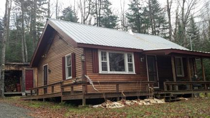 Deer Trail Camp - Image 1 - Rangeley - rentals