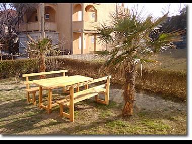A2(4+2): garden terrace - 5439 A2(4+2) - Palit - Palit - rentals