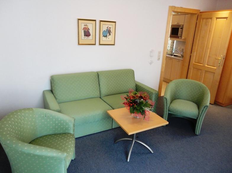 Spacious and cosy - Wieshof Appartement No. 1 - Image 1 - Saint Johann im Pongau / Alpendorf - rentals