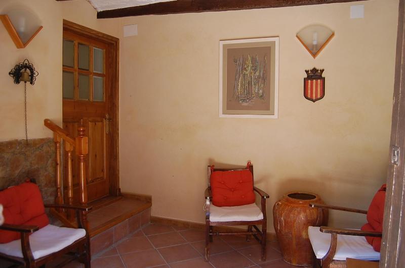 CAN FONT -  SIURANA (Cornudella de Montsant) - Image 1 - Cornudella de Montsant - rentals