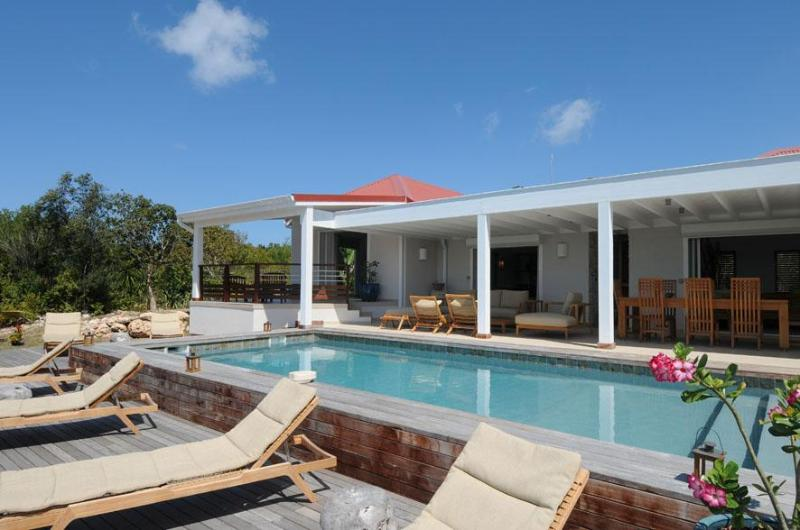 Bali : Oasis of Relaxation, Terres Basses Sxm - Image 1 - Terres Basses - rentals