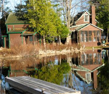 Duck Out in Rangeley, Maine - Image 1 - Rangeley - rentals