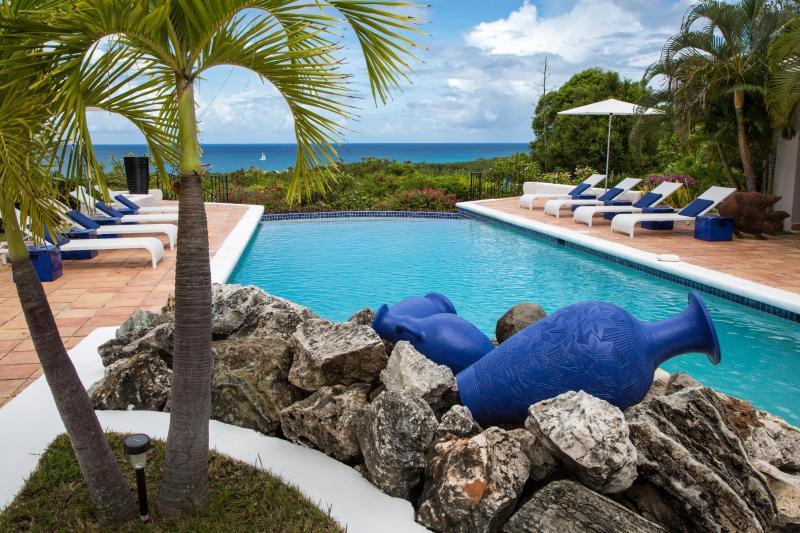 La Pergola : Mediterranean Style- Heated Pool - Image 1 - Terres Basses - rentals
