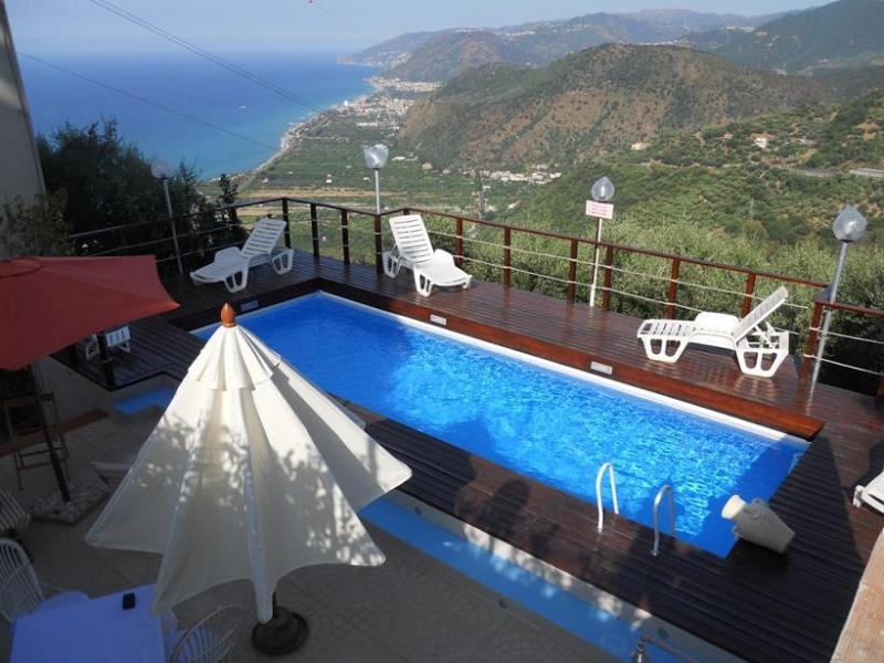 Holidays in Sicily - Villa Rosi - Image 1 - Capo D'orlando - rentals