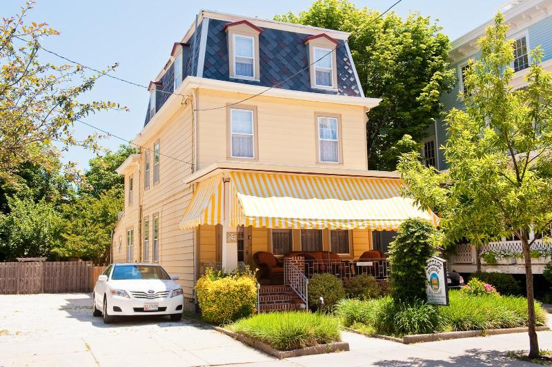 Front of 29 Jackson street - Classic Cottage 29 Jackson Street Cottage By The S - Cape May - rentals
