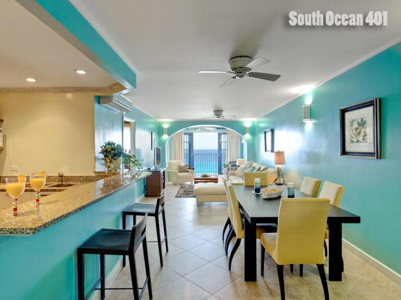 Luxury Villa on the Sea - Beachfront Villa on the South Coast of Barbados - Hastings - rentals