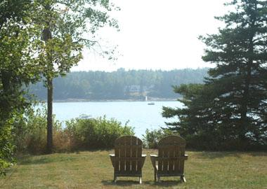 Dow Road Waterfront Cottage - Image 1 - Deer Isle - rentals