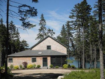 Coves End Cottage - Image 1 - Deer Isle - rentals