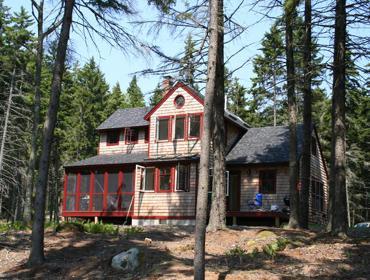 Trecker Home - Image 1 - Stonington - rentals