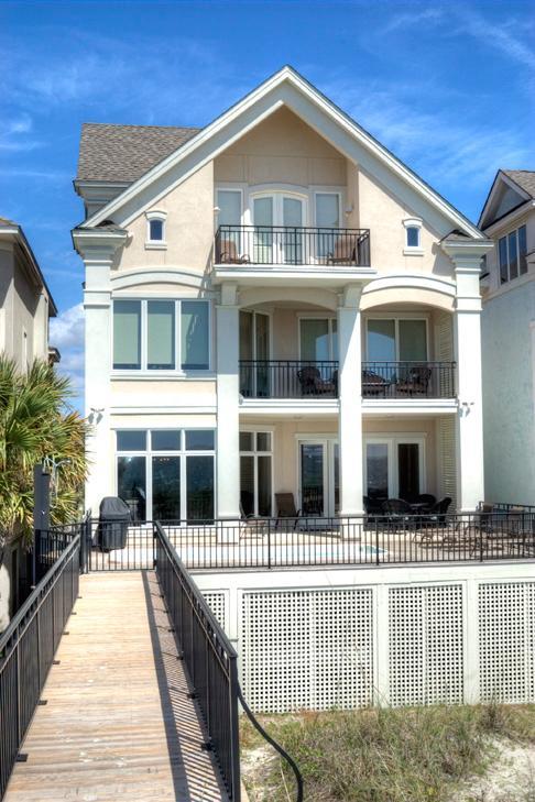 Collier Beach 4 - Image 1 - Hilton Head - rentals