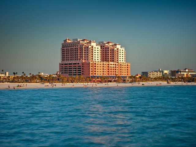 Hyatt Regency Premium 1 Bedroom 2 Queen With Beach View - Image 1 - Clearwater Beach - rentals