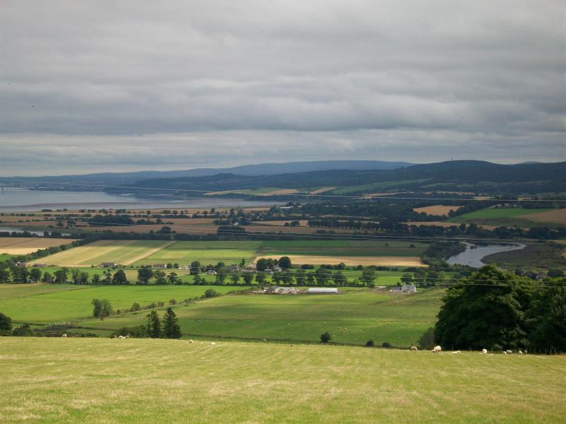 The amazing view from your caravan! - Dunmore Caravan Holidays Atlas Moonstone - Beauly - rentals