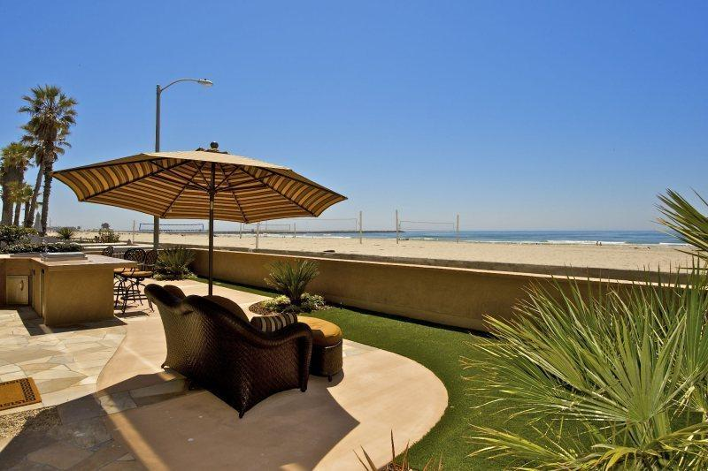 San Diego Oceanfront Living - Coronado Ct - Luxurious Oceanfront 2BR Home - Mission Beach - rentals