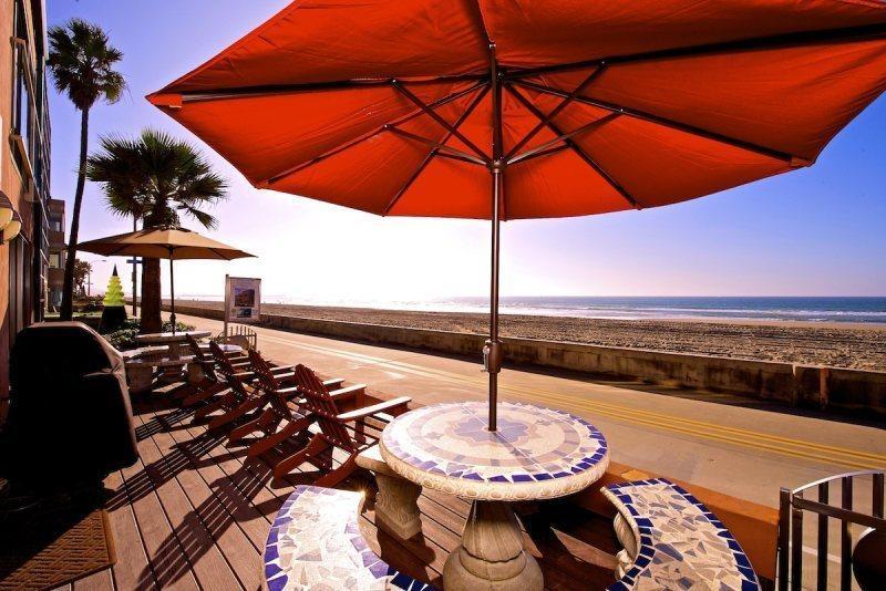 Gorgeous ocean views - Jersey 2 - Mission Beach 2BR Oceanfront Gem - Mission Beach - rentals