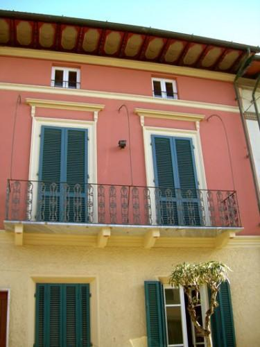 a 1920  art nouveau facade - OBERDAN: special LUCCA Comics- 20%OFF - Viareggio - rentals