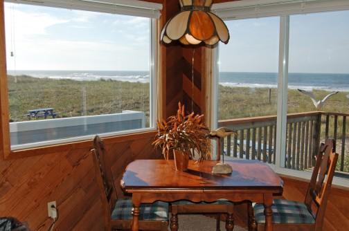 Beach Front, Ocean View Home - Nancy's Beach Front House, Three Bedroom, Wi-Fi - Rockaway Beach - rentals