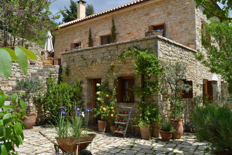Traditional Stone House in Peloponnese Greece - Image 1 - Argos - rentals