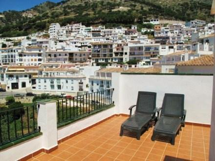 Duplex Apartment with superb sea views in Mijas. - Image 1 - Mijas Pueblo - rentals