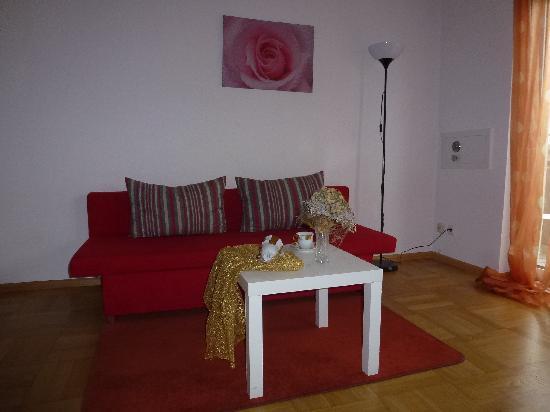 Vacation Apartment in Freiburg im Breisgau - 355 sqft, modern, comfortable, warm (# 2702) #2702 - Vacation Apartment in Freiburg im Breisgau - 355 sqft, modern, comfortable, warm (# 2702) - Freiburg im Breisgau - rentals