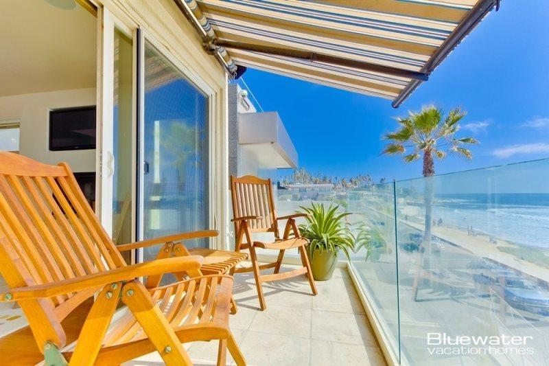 La Jolla Oceanfront Luxury Vacation Rental - Image 1 - La Jolla - rentals