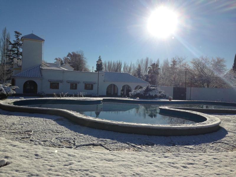 Winter Season Jul 2013 - Villa Viamonte Lovely 7 bedroom House in Mendoza - Mendoza - rentals