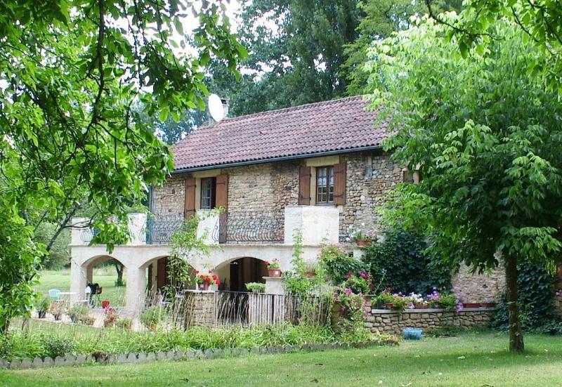 Beautiful Water Mill in the Dordogne - Image 1 - Dordogne Region - rentals
