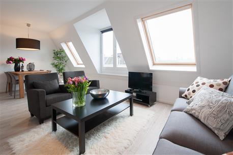 Sarphatipark Apartment 17 - Image 1 - Amsterdam - rentals