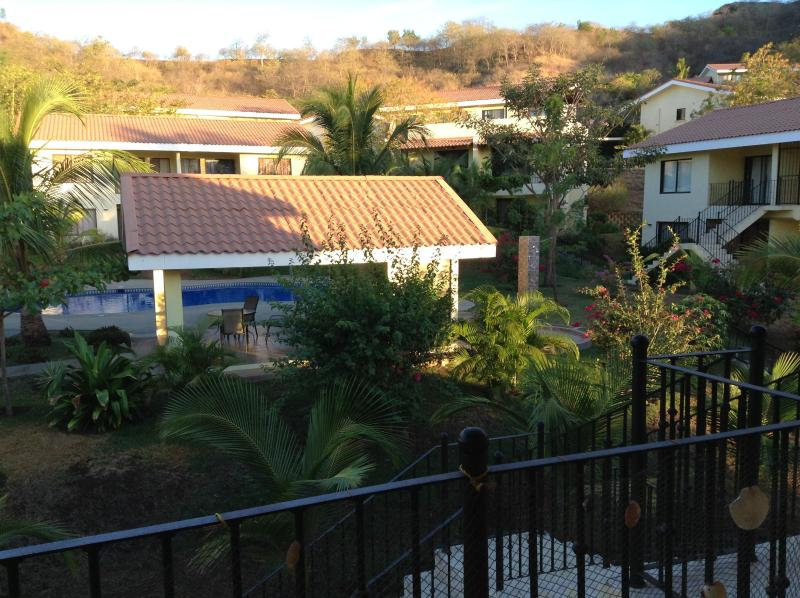 Brand new condo with swimming pool - Playa Ocotal at 9 min. walk, 2 BR Villa DolceVita - Playas del Coco - rentals