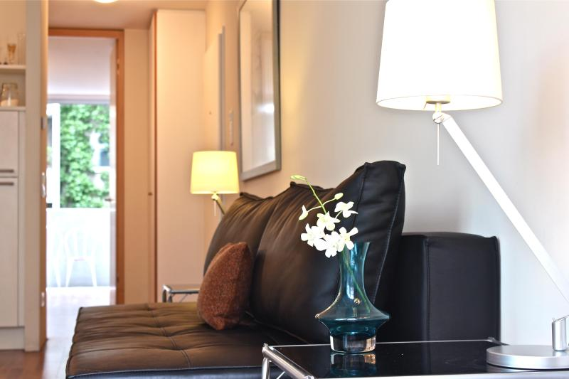 Comfortable sleeping couch.. - Oasis in Berlin, a full comfort apartment in Berli - Berlinchen - rentals