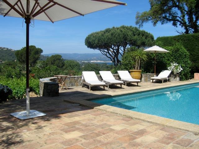 Campagne St Valentin Stunning 4 Bedroom Villa in St Tropez - Image 1 - Saint-Tropez - rentals